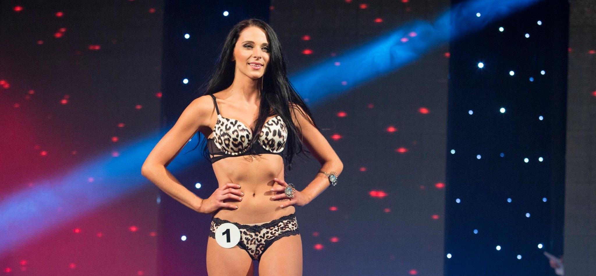 Česko-Slovenská Miss Veronika Maléřová. Foto: Facebook Česko-Slovenská MISS.