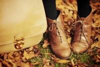 Podzimní obuv