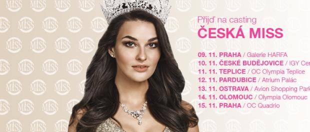 Česká Miss 2016