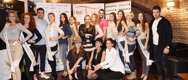Foto: Miss Junior 2015.