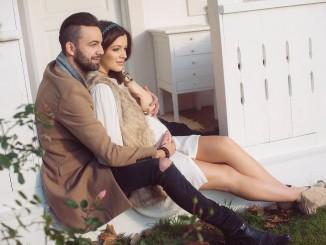 Jitka s manželem. Foto: Nikola Bílková.