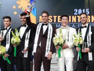 Nový vítězný tým Mr. International. Foto:  Facebook Mister International 2015.