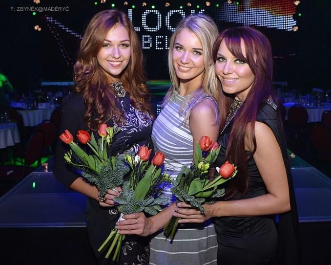Lucie Kovandová, Gabriela Franková a Miriam Janásková. Foto: Zbyněk Maděryč.