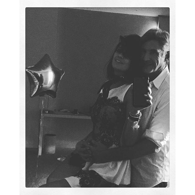 Toto je fotografie, která odstartovala spekulace o Petřině těhotenství. Foto: Instagram P. Faltýnové.
