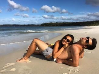 Monika Leová se zasnoubila! Foto: Instagram M. Leové.