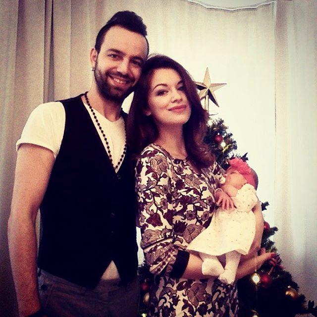 Jitka i Lukáš si příchod nového člena rodiny užívají. Foto: Instagram J. Boho.
