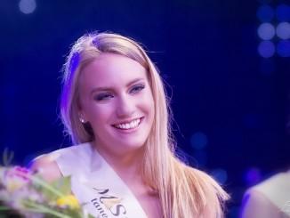 Historicky první vítězka Miss Taneční. Foto: Tomáš Svoboda.