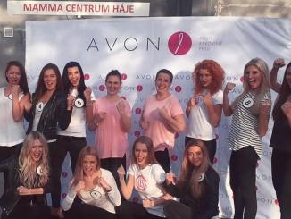 Finalistky České Miss 2016 podpořily boj proti rakovině prsu. Foto: Česká Miss.