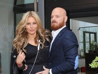 Simona s manželem Karlem Vágnerem. Foto: Michaela Feuereislová.