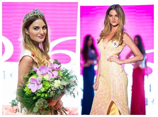 Vítězkou soutěže se stala Tereza Hudáková. Foto: TMOTY 2016.