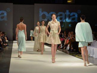 Módní přehlídka Beaty Rajské. Foto: Ostrava Fashion Weekend.
