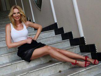 Modelka Diana Kobzanová, foto: Nikol Štrosová