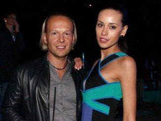 Kateřina Votavová s přítelem. Foto: Herminapress.