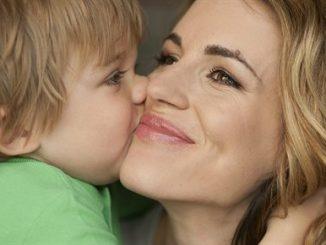 Lucie se synem Davidem. Foto: Archiv L. Křížkové.