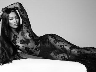 Topmodelka Naomi Campbell, zdroj: Vogue