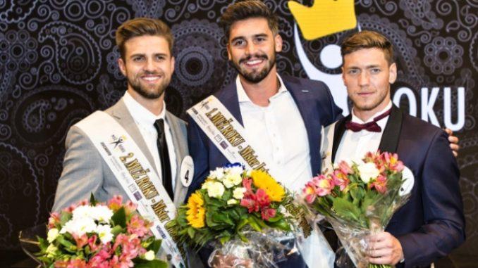 Trojice nejkrásnějších mužů. Foto: ČTK.