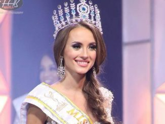 Nikola Bechyňová byla na Miss Global úspěšná. Foto: Miss Global.