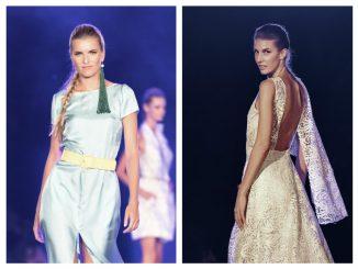 Luxusní šaty zdůrazňující ženské křivky, zdroj: Arthur Koff