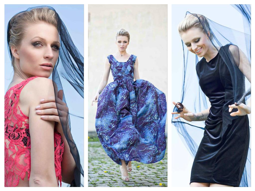 Modely jsou velmi ženské, zdroj: archiv I. Paulerové