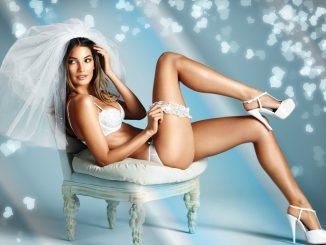 Okouzlující Lily Aldridge pro Victoria's Secret, zdroj: Victoria's Secret