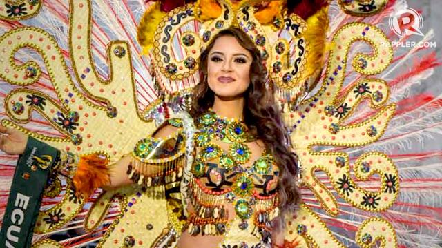 Nová Miss Earth 2016. Foto: Miss Earth.