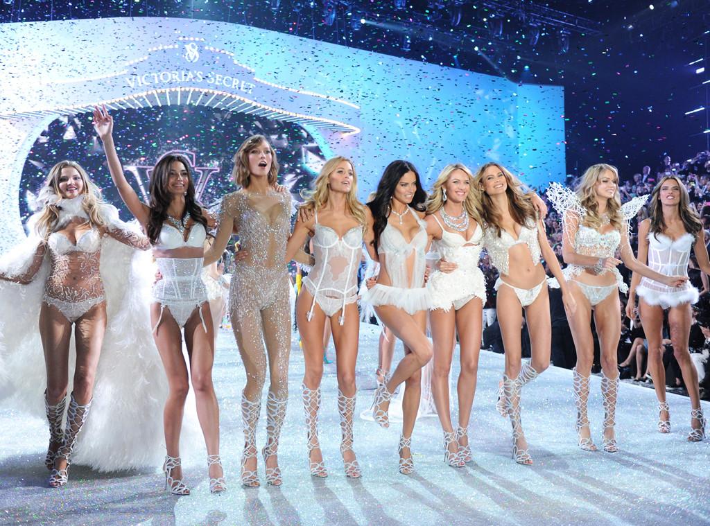 Krásné modelky na Victoria's Secret Fashion Show pro rok 2015, zdroj: Victoria's Secret