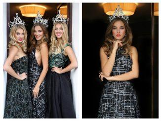 Krásné úřadující vítězky České Miss 2016, zdroj: Petra Odrazilová