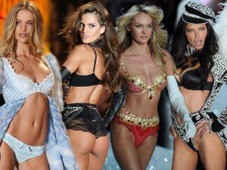 Přehlídka dokonalých těl a luxusního prádla, zdroj: Victoria's Secret
