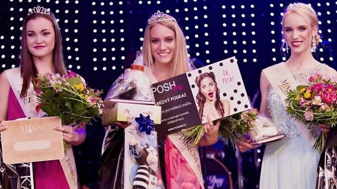Vítězky Miss Taneční. Jak se vám líbí? Foto: Karel Juda.
