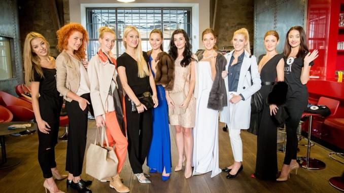 S těmito krásnými dámami se uvidíte na Avon Pochodu. Foto: Česká Miss.