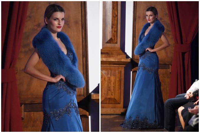V loňském roce se na akci představila také Veronika Chmelířová. Foto: Foto: Archiv Moda Fashion Days.