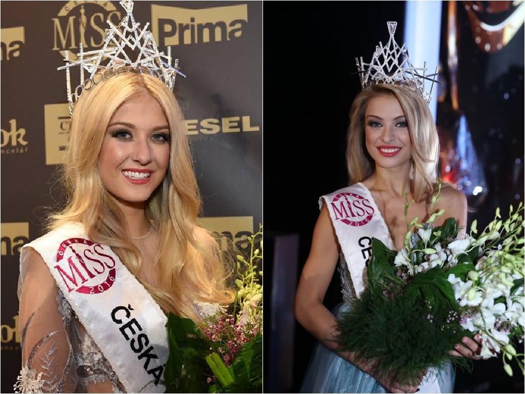 Česká Miss World Natálie Kotková a Česká Miss Earth Kristýna Kubíčková. Foto: Arthur Koff.