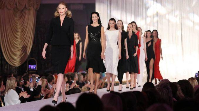 Přehlídka modelů Tatiana Kovaříkové na poslední akci Moda Fashion Day(s). Foto: Facebook Moda Fashion Day(s).