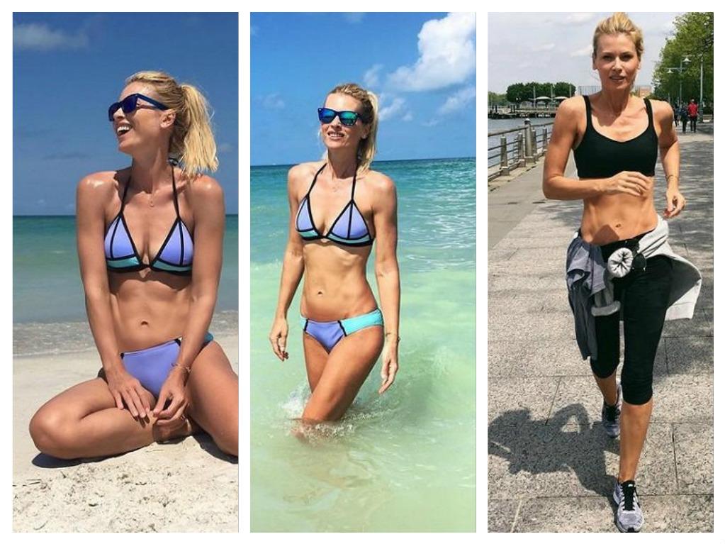 Modelka pravidelně přispívá na své sociální sítě, zdroj: Instagram D. Peštové