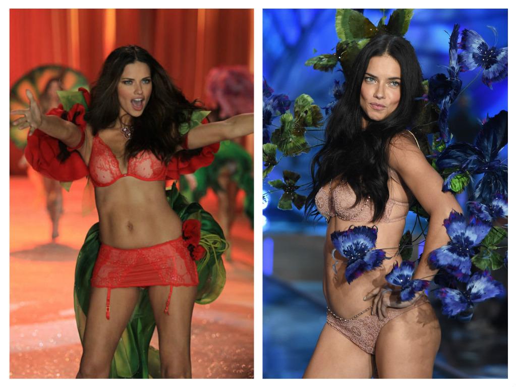Svůdná Adriana Lima, zdroj: Victoria's Secret