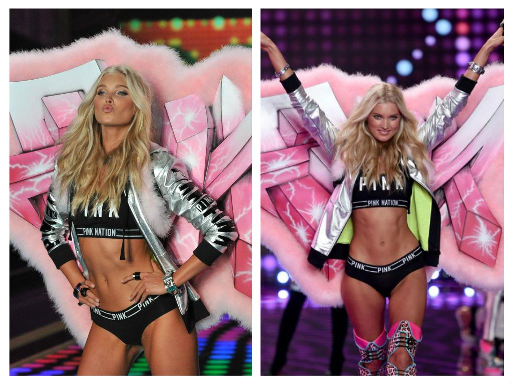 Modelka okouzluje svou andělskou tváří a bezchybnou postavou, zdroj: Victoria's Secret