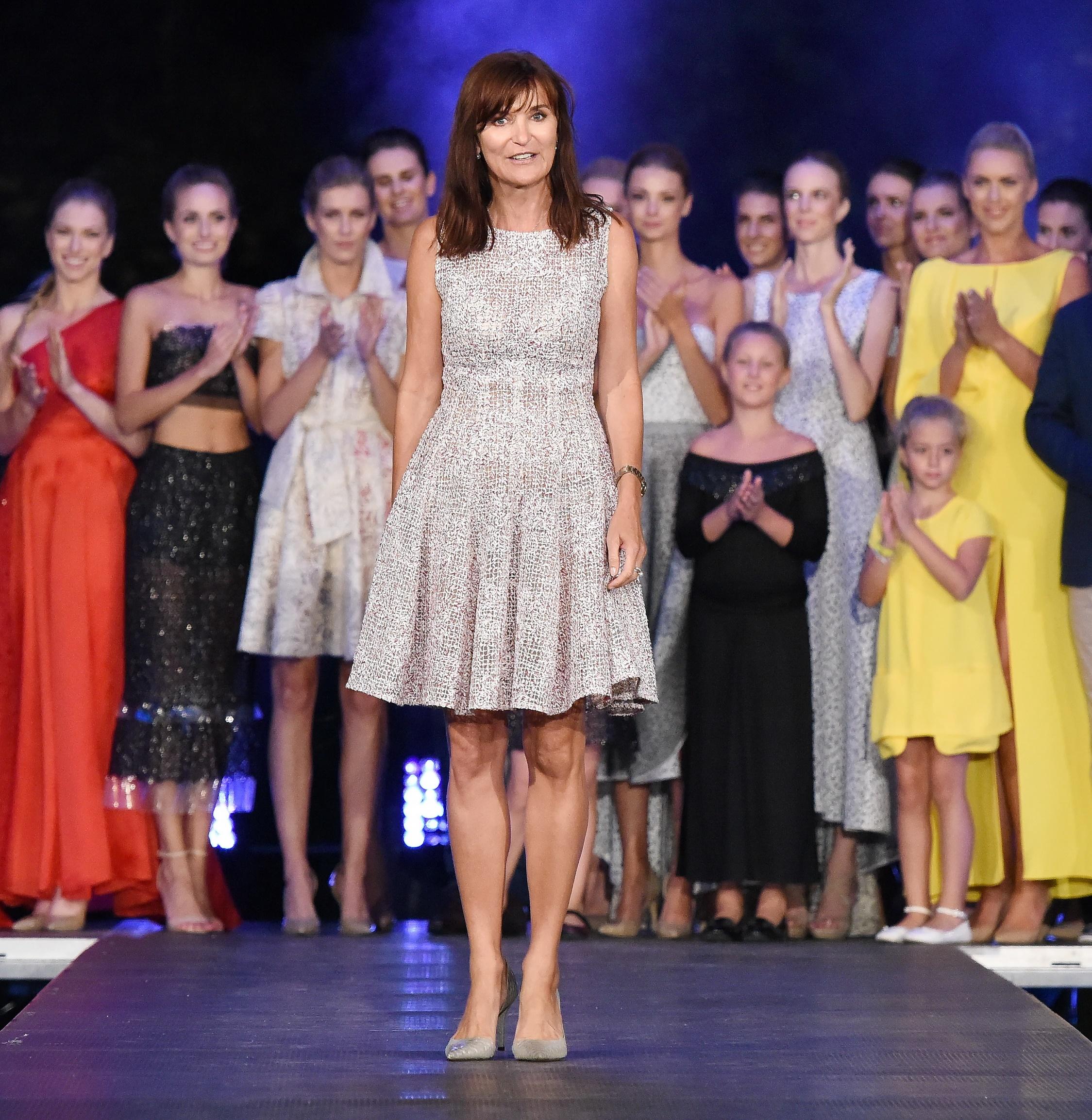 Autorka kolekce, módní návrhářka Beata Rajská, zdroj: Arthur Koff