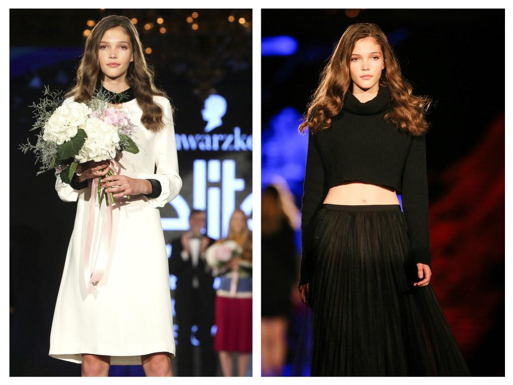 Jana Tvrdíková při národním finále Schwarzkopf Elite Model Look, zdroj: MAFRA